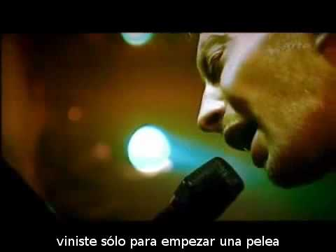 Radiohead - A Punchup at a Wedding - Sub Español