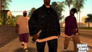 GTA San Andreas Pedestrian Voices - Ballas 1