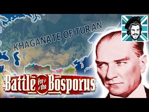 Hearts of Iron 4 THE MOST BROKEN TURKEY EVER! - Turan Empire! Battle for the Bosporus