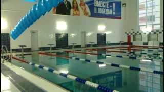 """Новый бассейн """"Студенческий"""" от ПЖиВ в Саранске"""
