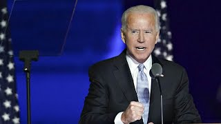 video: US election results: Joe Biden to 'immediately' reverse Trump policies and reengage with world