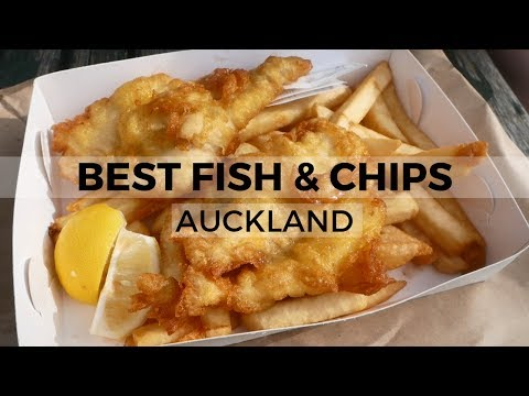 Best Fish & Chips In Auckland