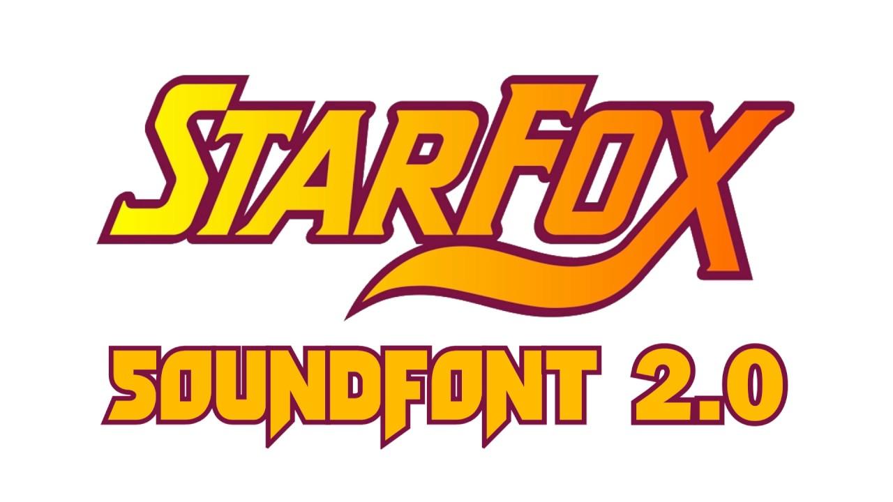 Star Fox SNES Soundfont Version 2 0 (2017)