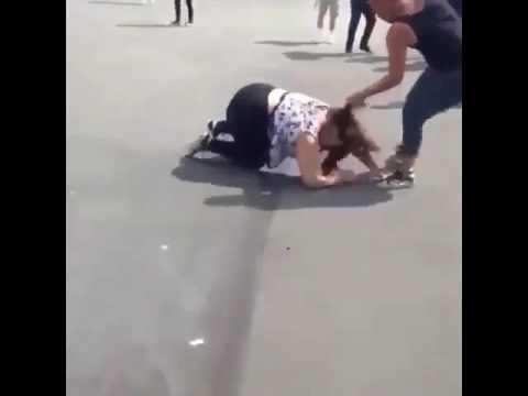 Mädchen Kampf!