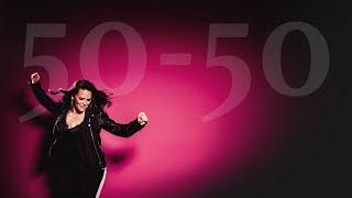 Caroline Chevin - 50-50 (Videoclip)