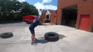 Training Spotlight: Station 21 C-Shift Physical Fitness