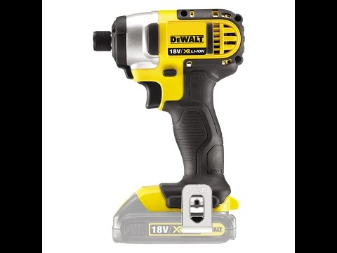 How To Fix DeWalt DCF885N 18v XR Impact Driver Spin and Stops