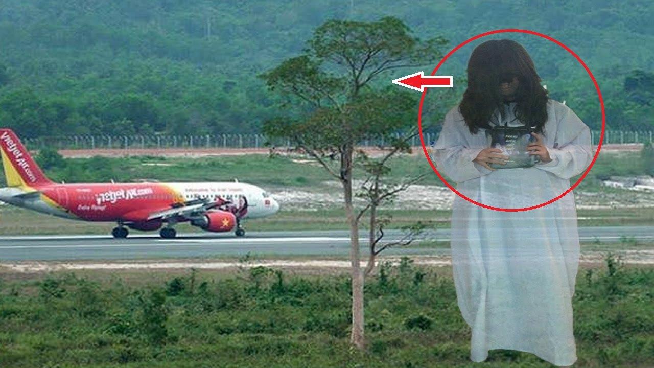 Truyện ma có thật - Huyền bí 'cây ma' bị cô gái trẻ nhập hồn ở sân bay Phú Quốc