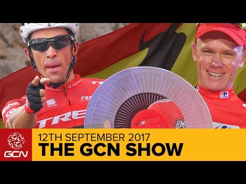 How Did Chris Froome Win The Vuelta A España? | The GCN Show Ep. 244