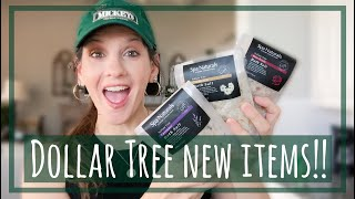 DOLLAR TREE HAUL **NEW FINDS** AWESOME GIFT BASKET ITEMS!