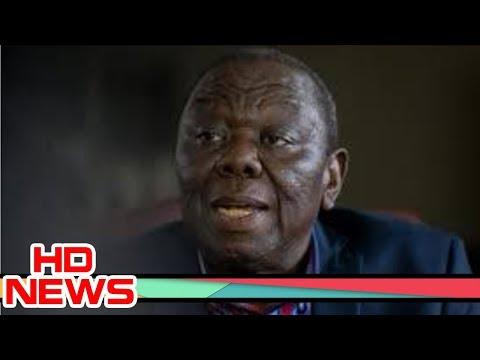 PAINFUL NEWS: Morgan Tsvangirai has died | Morgan Tsvangirai latest news