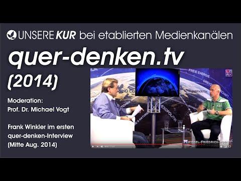 UNSERE KUR - Die einzigartige Stoffwechselkur - Erstinterview bei Michael Vogt (quer-denken.tv)