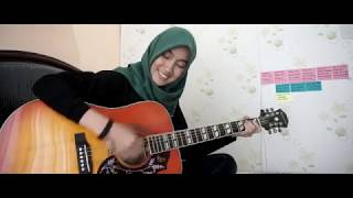 Audrey Tapiheru (GAC) - Love Saves (Acoustic Cover) Qhansa