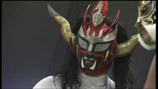 Pro Wrestling NOAH GHC Junior Heavyweight Championship match - 2013.9.16 獣神ライガー&タイガーマスクVS原田 大輔&熊野準 - 2013年9月16日.