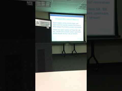 NYSDEC Proposed Changes to Water Quality Standards Info Session Part 1