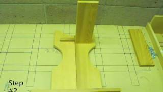 Cedar  Table Instructional Assembly Video [part 2]