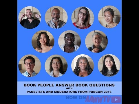 Book People Answer Book Questions ft. Chris Jackson and Friends