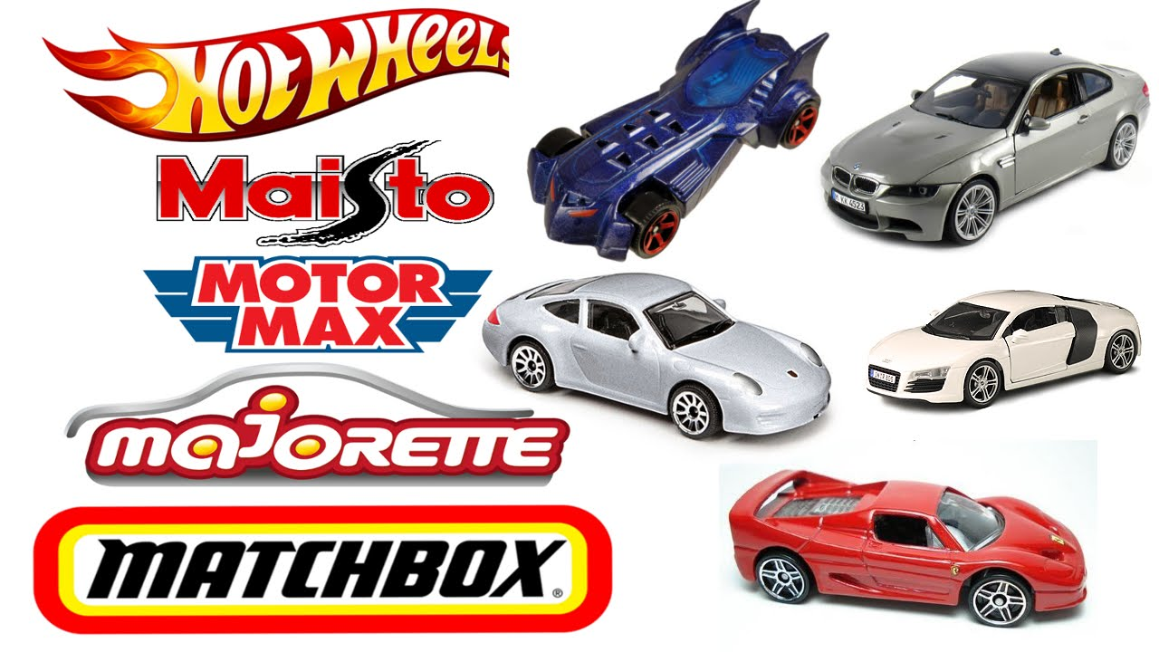 Different DieCast Cars Known Brands YouTube - Car sign with namesall car brands best car commpanies