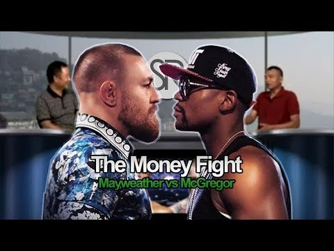 SR : The Money Fight - Mayweather vs McGregor | Preview [25.08.2017]