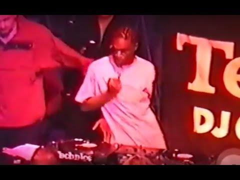 DJ Kofi — 1996 DMC UK Finals