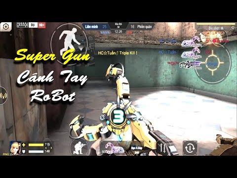 Tập Kích/Crisis Action || Super Gun Quay Tay Cùng RoBot