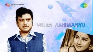 Veera Abhimanyu | Paarthen Sirithen song