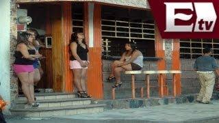 Corredores De Prostitución En La Ciudad De México. Parte 2/Titulares De La Noche Con Pascal Del Rio.