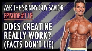 Does Creatine Really Work? (Facts Don't Lie)