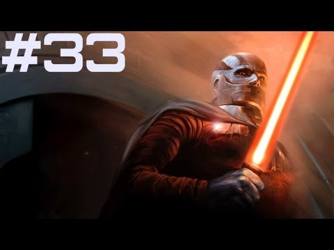 Star Wars: Knights Of The Old Republic - Walkthrough - Light Side - Part 33 - Family Feud
