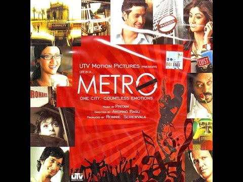Life in a Metro  Jukebox  Full Album Songs  Pritam