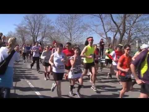 Défi caritatif / Charity Challenge - Banque Scotia 21k de Montréal et 5k 2013