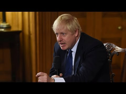 Boris Johnson: 'The EU understands what needs to be done'