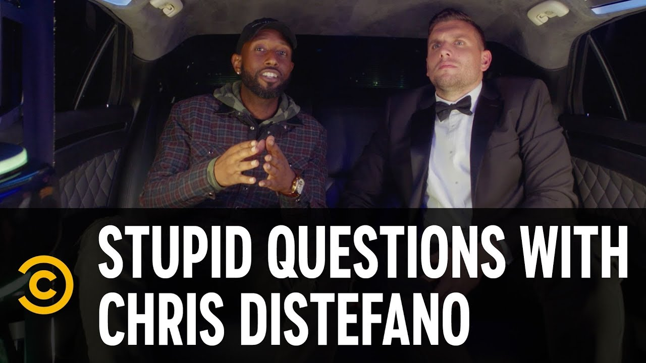 Help James Davis Identify His Celebrity Crush - Stupid Questions with Chris Distefano