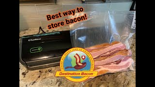 Best way to store bacon!