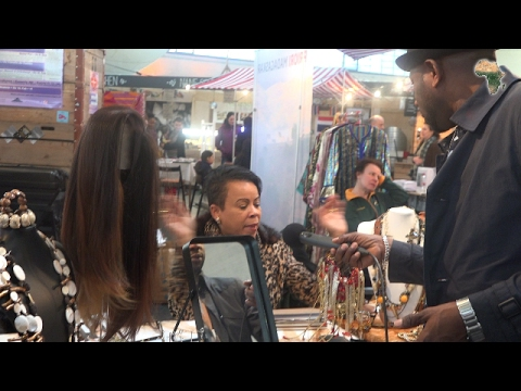 SHOP OWNERS @ THE AFRICAN EXPO BASEL 2017 By TELL AFRICANS