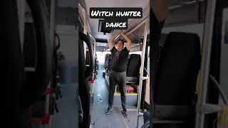 Фото Ржака Witch Hunter Dance Party In The Bus. 😂 #shorts