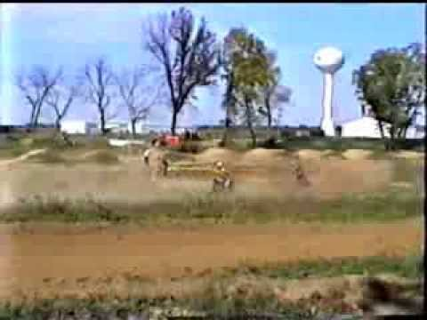 1999 District 18 Motocross at The Edge Racing, Nashville, IL. 125C & Schoolboy