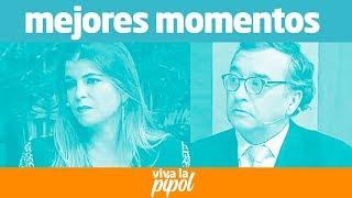 Ricardo Cantín y Carolina Del Real relataron cómo vivir con VIH - Viva La Pipol