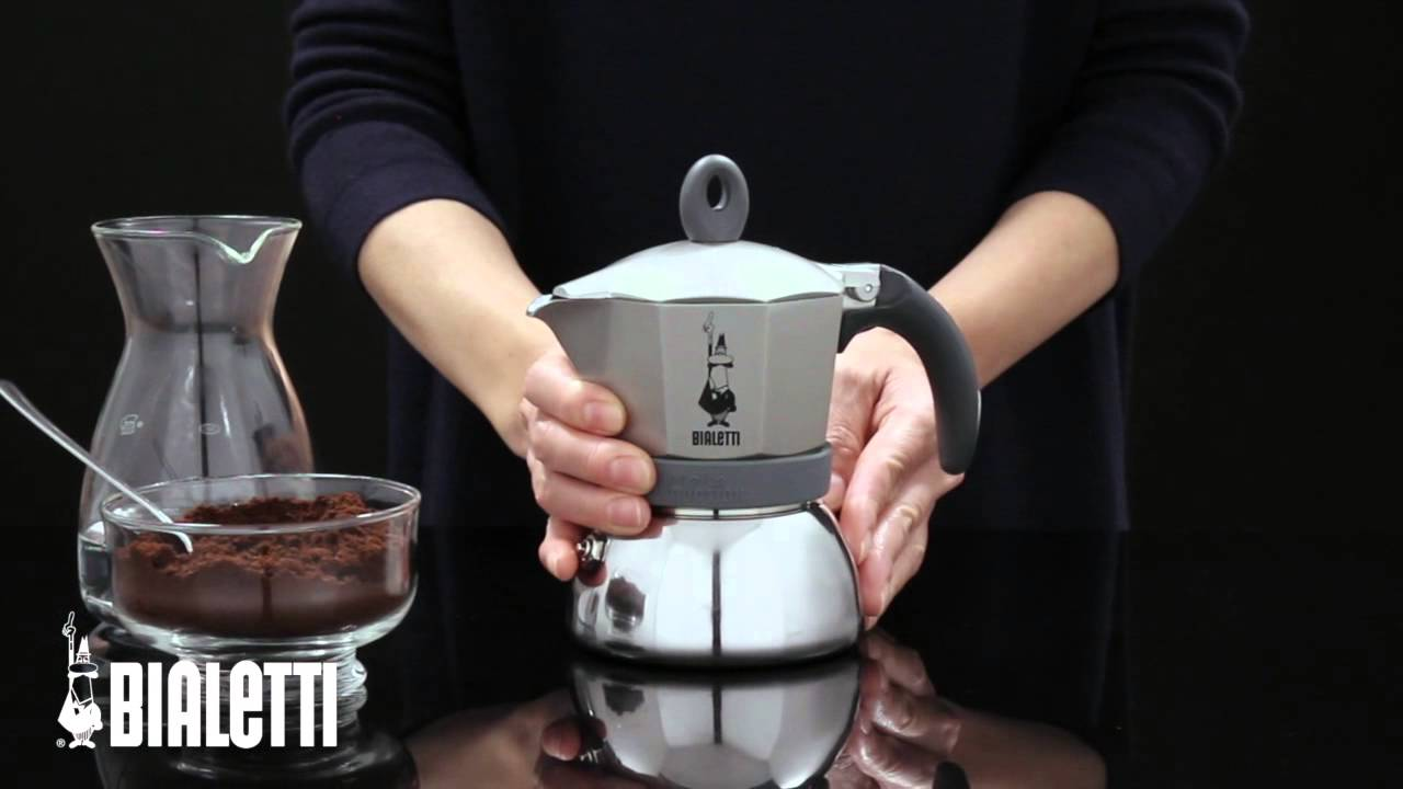 Bialetti Moka Induction How To Video Youtube