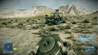 BF3 - M15 AT Mines fun with Quads, Jeeps and Tanks