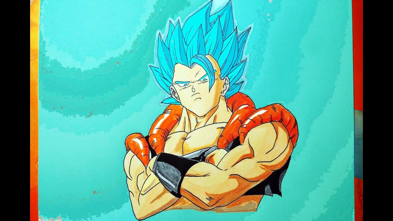 Goku Super Sayayin Dios Azul Para Colorear: Imagenes De Goku Super Sayayin Dios Azul Para Dibujar