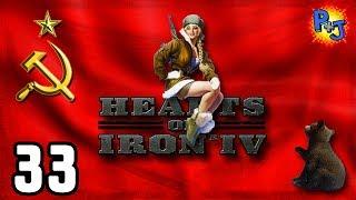Let's Play Hearts of Iron 4 Soviet Union | HOI4 USSR Elite Gameplay | World Revolution Part 33