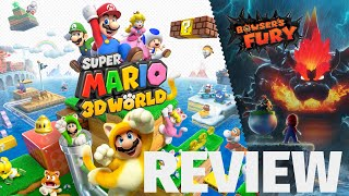 Super Mario 3D World + Bowser's Fury Review - Back With The Remix (Video Game Video Review)