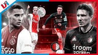 ANTONY vs BERGHUIS: De Creatievelingen Van Ajax & Feyenoord