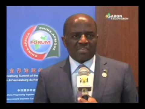 RTG/Fin du Sommet Sino Africain à Johannesburg