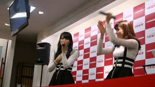 WHY@DOLL(ほわいどーる) 「またね」2013/12/31 撮影 WHY@DOLL 4th sin...