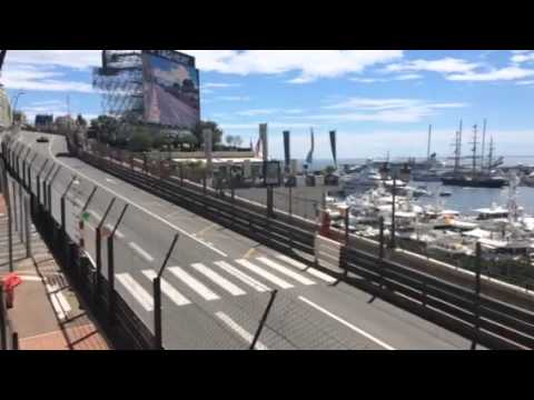 MONACO GRAND PRIX F1 - BEAU RIVAGE VIEWING