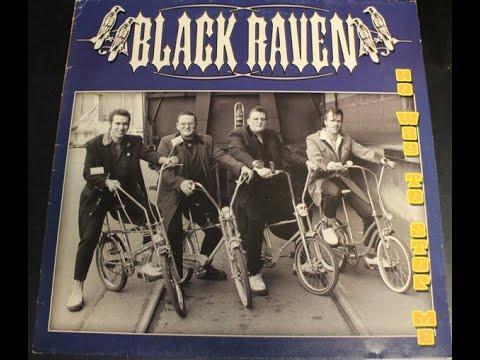 Black Raven - Walking Through The Storm