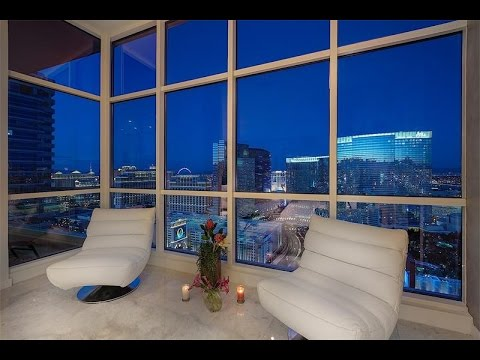 The Iconic Penthouse at Panorama Towers in Las Vegas, Nevada