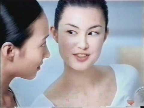 香港廣告: OLAY自然美白護膚霜(danielle 蛋糕篇)2004 - YouTube
